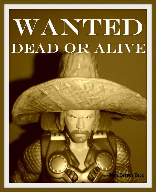 Thor Isn't a Native Texan... (2/5)