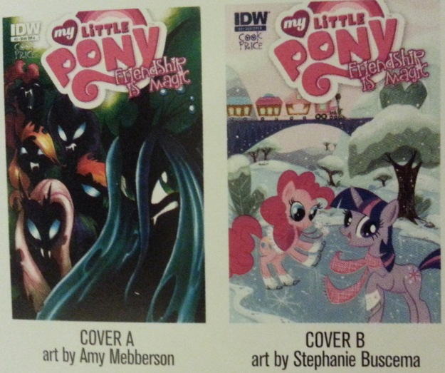 Which one did the seven-year-old Armadillo pick? Cover C wasn't available.